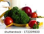 still of low calorie diet   ... | Shutterstock . vector #172209833