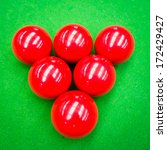 snooker ball on the table | Shutterstock . vector #172429427