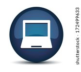 computer icon | Shutterstock .eps vector #172499633