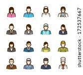 espera,cabina,maternal,secretario,cook,recadero,médico,guardia,chico,trabajo,jardín de infantes,dama,mecánico,enfermera,policía