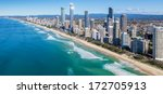 Sunny View Of Gold Coast ...