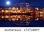 frigate pallada | Shutterstock . vector #172718897