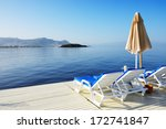 Beach On Turkish Resort  Bodru...
