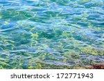 Background Navy Textured Waves...