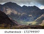 walk along the foot of the... | Shutterstock . vector #172799597