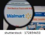 lisbon   january 23  2014 ... | Shutterstock . vector #172854653