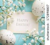 Easter Greeting Card  Frame...