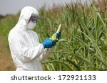 gmo profesional in uniform... | Shutterstock . vector #172921133