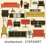 1950s,década de 1960,década de 1970,acessórios,poltrona,astrolábio,tigelas,armários,cadeiras,lustres,cômoda,cadeira de clube,sofá,cadeira de jantar,sala de jantar