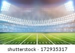 light of stadium | Shutterstock . vector #172935317