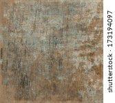 grunge background  | Shutterstock . vector #173194097