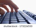 keyboard | Shutterstock . vector #173226533