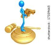 gun laws | Shutterstock . vector #17339665