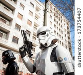 Постер, плакат: People of 501st Legion