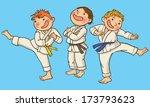 adorabile,cintura,ragazzo,combattere,espressione,piedi,lotta,pugno,forza,ragazzo,calcio,capretto,arti marziali,giocare,rapidità