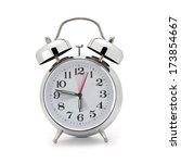 fast alarm clock | Shutterstock . vector #173854667