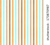 striped abstract background  | Shutterstock . vector #173870987