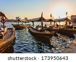 Dubai  Uae   November 8  Boats...