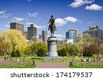 Boston  Massachusetts At The...