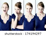 personality disorder   Shutterstock . vector #174194297