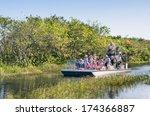 everglades  united states  ...   Shutterstock . vector #174366887