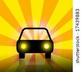 vector car   Shutterstock . vector #17439883