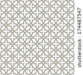 varicolored striped background. ... | Shutterstock .eps vector #174487547