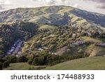 Marin County Hills  California