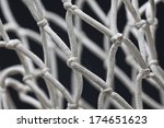 basketball net | Shutterstock . vector #174651623
