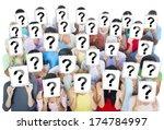 question mark | Shutterstock . vector #174784997