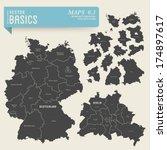 Vector Basics  Maps Of Germany...