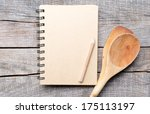 Old Recipe Notebook  Spoons On...