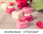 composition for valentine's day ... | Shutterstock . vector #175231667