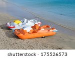 Pedal Boats For Rent On The...