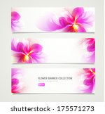 flower vector background... | Shutterstock .eps vector #175571273