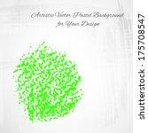 artistic vector background for... | Shutterstock .eps vector #175708547