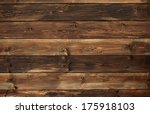The Brown Old Wood Texture Wit...