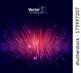 Vector Lines Equalizer 3d