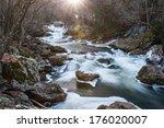 Cullasaja Gorge Winter...