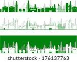 factory | Shutterstock .eps vector #176137763