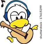 Duck Character
