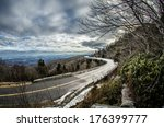 Linn Cove Viaduct During Winte...