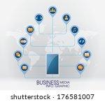 business | Shutterstock .eps vector #176581007