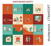 aid,alarm,apocalypse,assembly,catastrophe,danger,disaster,do,earthquake,emergency,evacuation,extinguisher,figure,fire,first