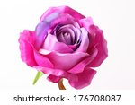 Artificial Violet Roses On...