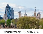 The Tower Of London And The 30...