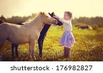 A Cute White Girl In Jockey...
