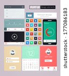 ui elements for web and mobile...