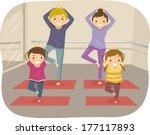 illustration of a family...   Shutterstock .eps vector #177117893