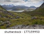 Mountainous Scenery Krystad ...